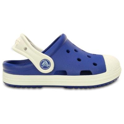 ac5092a5507 Bump It - Sandales Enfant - bleu CROCS