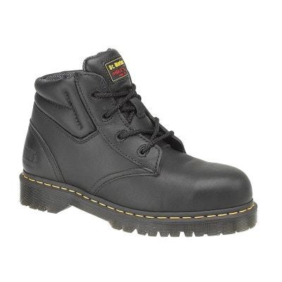 9d829a1ac74a2a Dr Martens Fs20z - Chaussures Montantes De Sécurité, Noir, Eur 42-48 -