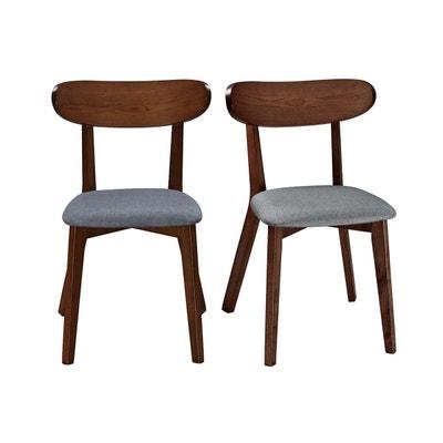 Chaise design pied bois | La Redoute