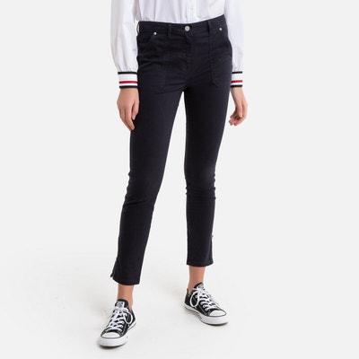 Skinny broek met rits aan de enkels Skinny broek met rits aan de enkels TOMMY HILFIGER
