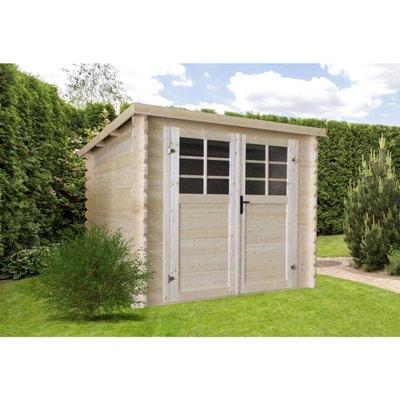Dalle beton pour abris de jardin en bois | La Redoute