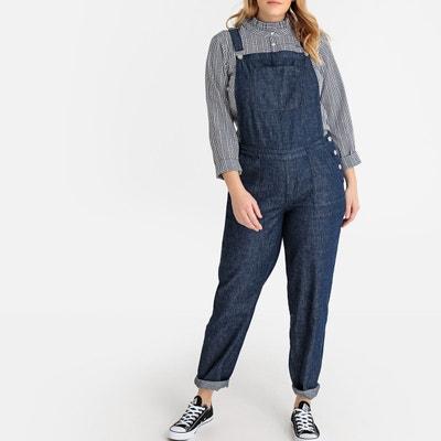 meilleur site web 0fc88 d052f Salopette jean femme | La Redoute