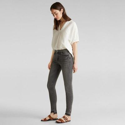 Skinny jeans in bio katoen, L28 Skinny jeans in bio katoen, L28 ESPRIT