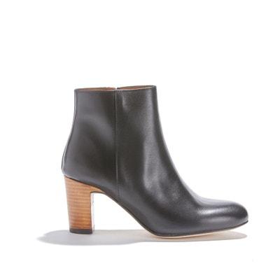 Boots in vaarsleer GAIA Boots in vaarsleer GAIA ANTHOLOGY PARIS