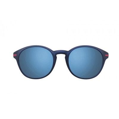 1c6120b160 Lunettes de soleil mixte JULBO Bleu Marine Noumea Bleu / Rose - Polarized 3  Lunettes de