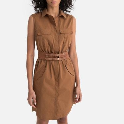 b35ed60557 Sleeveless Utility Dress Sleeveless Utility Dress LA REDOUTE COLLECTIONS
