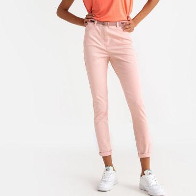 La Slim Redoute Slim Rose Redoute La Pantalon Pantalon Rose Pantalon TqxI87Cw5
