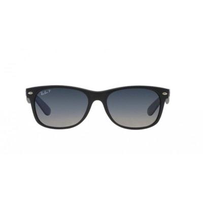 Lunettes de soleil mixte RAY BAN Noir RB 2132 NEW WAYFARER 601S78 52 18 RAY 4b639df5e92d