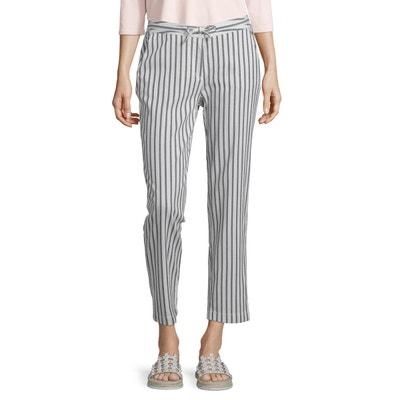 c5c935434d Pantalon chino à rayures BETTY & CO