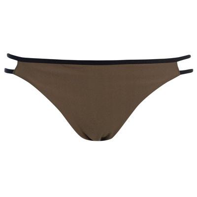 4d8396ba85 Bas de bikini taille élastique Bas de bikini taille élastique FIRETRAP