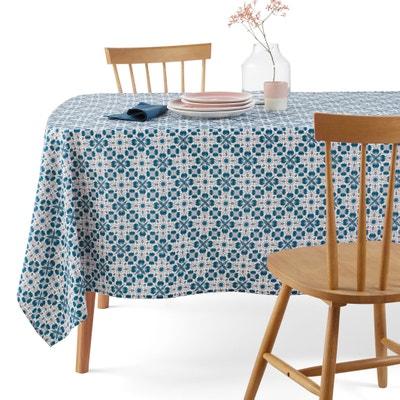 Bedrukt tafellaken in katoen, Aconie Bedrukt tafellaken in katoen, Aconie LA REDOUTE INTERIEURS