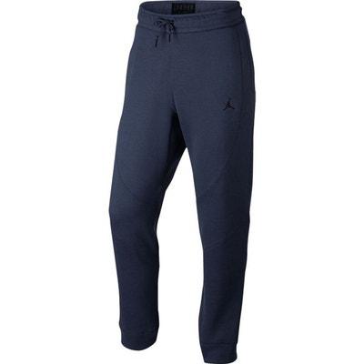 75a40a2edd418 Pantalon de survêtement Sportswear Wings Fleece - 860198-410 Pantalon de  survêtement Sportswear Wings Fleece