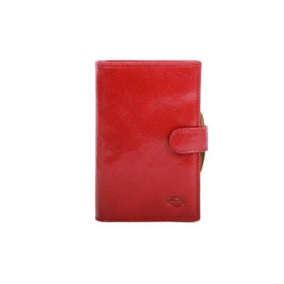 nouveau produit 92218 22a0f Portefeuille tout en un femme cuir | La Redoute