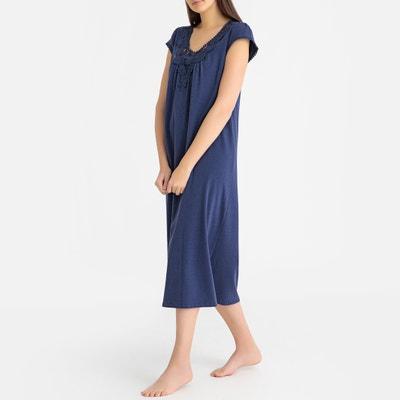 5f95fc38b Camisa de dormir em algodão   modal ANNE WEYBURN