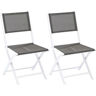 Salon de jardin - Table, chaises Wilsa | La Redoute