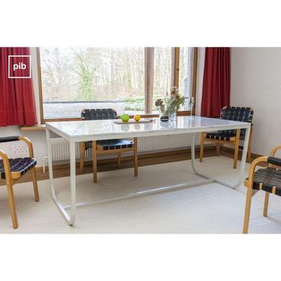 Table De Repas Nordique En Marbre Gällo Table De Repas Nordique En Marbre  Gällo PRODUIT INTERIEUR