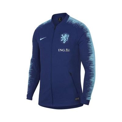 899b43f91318 Veste Pays Bas Nike Anthem Bleu NIKE