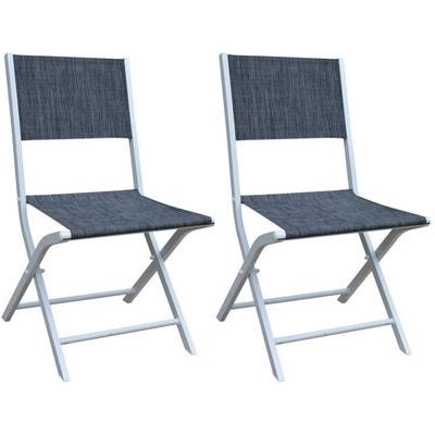 Surréaliste Lot de chaises pliantes | La Redoute LG-85