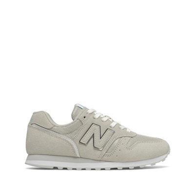 chaussures new balance femme blanche