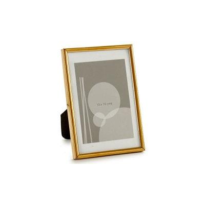 Cadre Photo 3d En Aluminium Cadre photo au cadre en aluminium 4 images a 10 x 15 cm NEUF