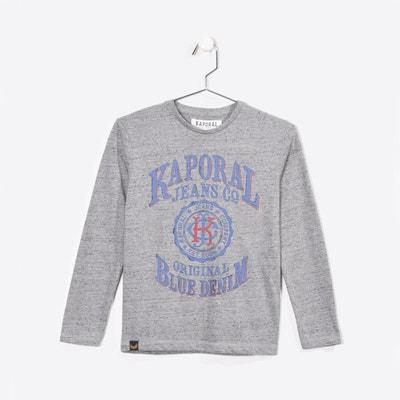 9b8c9923c Camiseta de manga larga 10-16 años KAPORAL