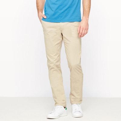 98f551cacb9b Pantalon chino ALEXIS coupe straight Pantalon chino ALEXIS coupe straight  LA REDOUTE COLLECTIONS. «