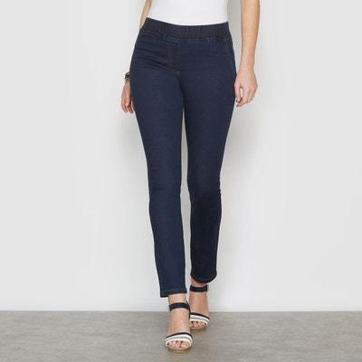 aece5329031f Jean skinny, taille élastiquée, à enfiler Jean skinny, taille élastiquée, à  enfiler