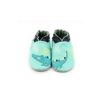 chaussures de séparation bd547 1625a Chausson en cuir enfant | La Redoute