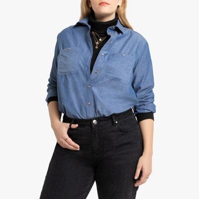 save off 21acf 871cf Camicie donna taglie forti | La Redoute
