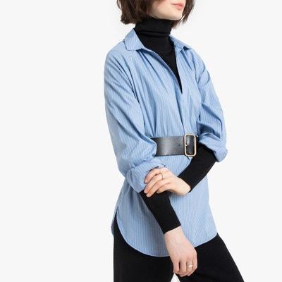 vente la moins chère classcic design distinctif Blouse tunique rayé femme | La Redoute