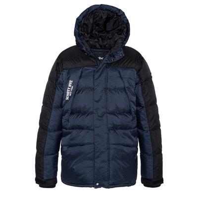 Manteau capuche large | La Redoute