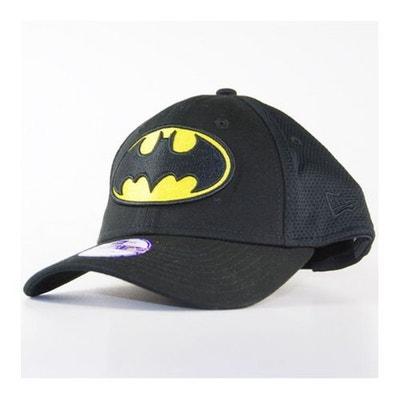 d7b07fe8f8b Casquette Adolescent New Era Batman Noir Mesh Hero Youth Casquette  Adolescent New Era Batman Noir Mesh. «