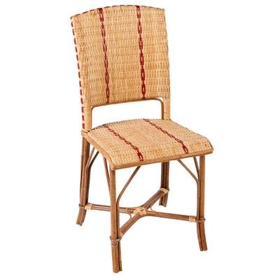 chaise paille la redoute. Black Bedroom Furniture Sets. Home Design Ideas