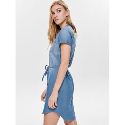 586e845cc3 Jdyshinest Short-Sleeved Shirt Dress JACQUELINE DE YONG