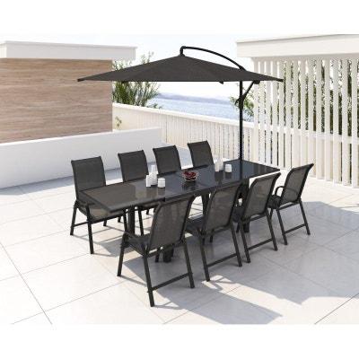Table salon de jardin pvc | La Redoute