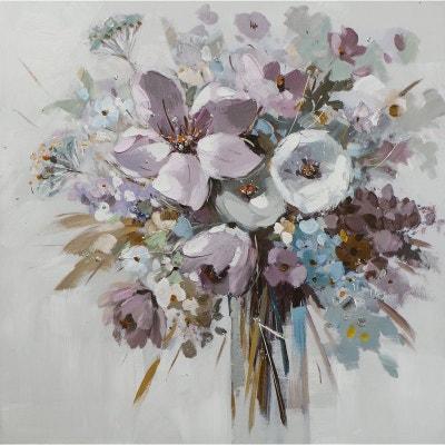 Tableau Fleurs La Redoute