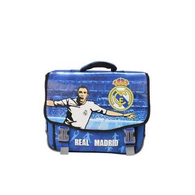 55cad3de42 Cartable Scolaire Real Madrid Cartable Scolaire Real Madrid LA PLAGE