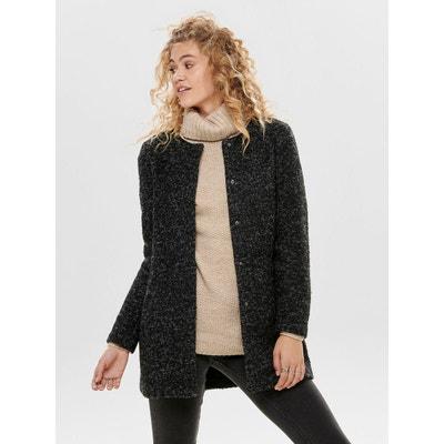 Manteau noir etam