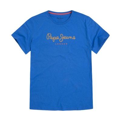 Camiseta Eggo logotipo en el pecho Camiseta Eggo logotipo en el pecho PEPE JEANS