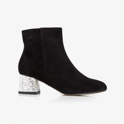 d87c8fe38f6 Boots cuir Ecashine Boots cuir Ecashine MELLOW YELLOW