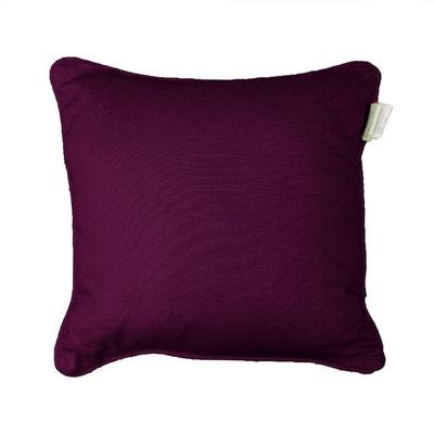 Coussin violet et gris | La Redoute