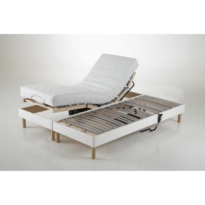 Beklede bedbodem met verstelbaar hoofd- en voeteneinde Beklede bedbodem met verstelbaar hoofd- en voeteneinde REVERIE