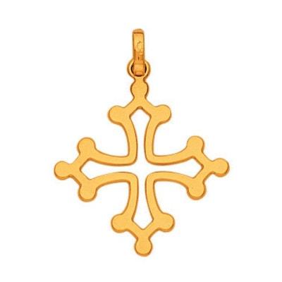 SO CHIC BIJOUX. Pendentif Croix de Camargue Camarguaise Moyenne Argent 925.  42,99 €. Pendentif Croix du Languedoc Fil Plat Or Jaune 750 000 Pendentif  Croix ... 9d744542323