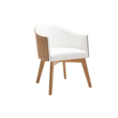 Fauteuil Blanc DesignLa DesignLa Redoute Redoute Blanc Fauteuil lXuZwPkiTO
