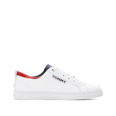 af278a6cd5cb Baskets cuir Elastic Essential Sneaker. 99