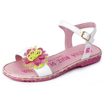 Sandales et nu-pieds cuir 142992B Sandales et nu-pieds cuir 142992B AGATHA  RUIZ 8081ea9c4ce