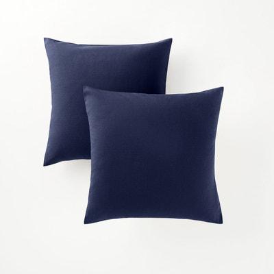 Coussin bleu   La Redoute