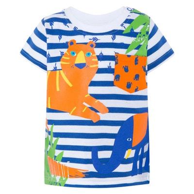 243e2c138af05 Tee-shirt en jersey animal crew Tee-shirt en jersey animal crew TUC TUC
