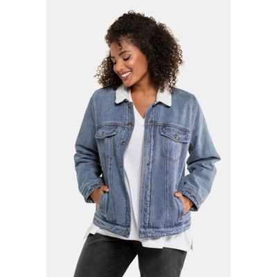 Comment porter la veste en jean femme ? | La Redoute