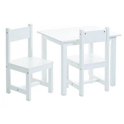 Table Et Chaise Enfant La Redoute